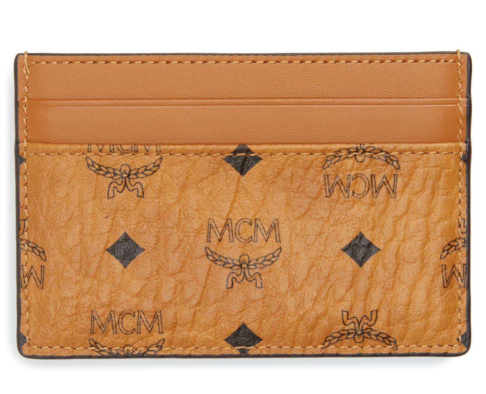 best slim wallets mcm