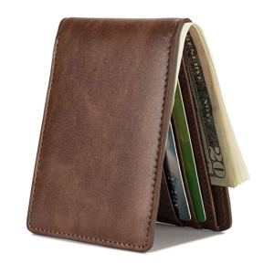Mens-Slim-Front-Pocket-Wallet-