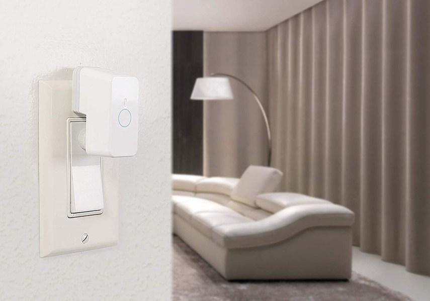 MicroBot Push Remote