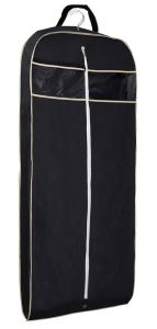 MISSLO-Gusseted-Travel-Garment-Bag-with-Accessories-Zipper-Pocket-