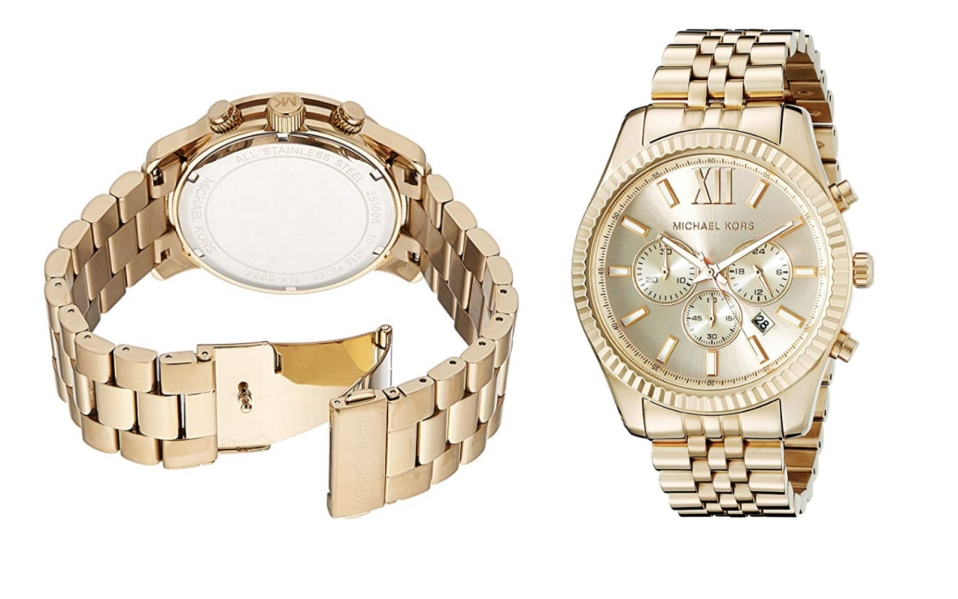 Best Men's Watches Under $150: Gold