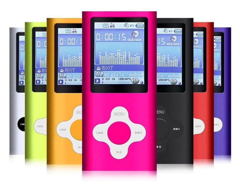G.G. Martinson MP3 Player