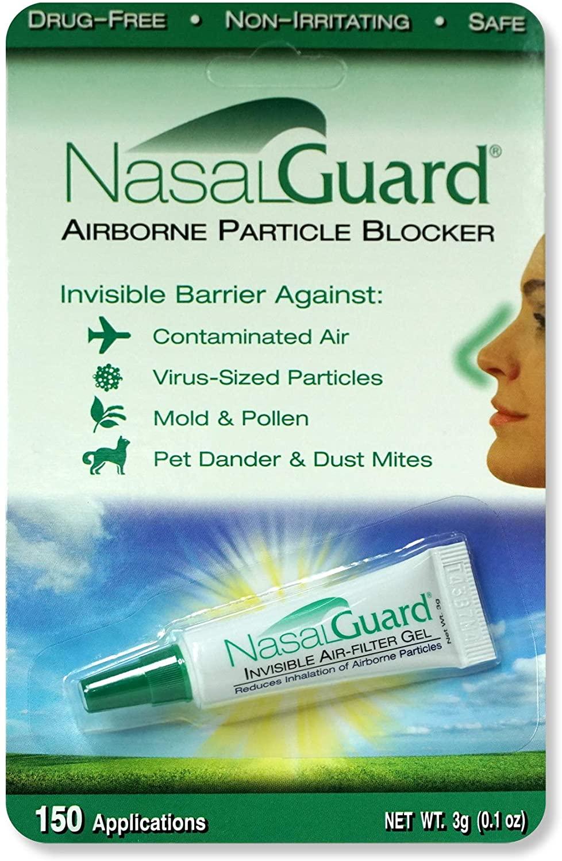 NasalGuard Allergen Blocker Nasal Gel