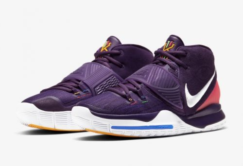 Nike Kyrie 6 Basketball Shoe