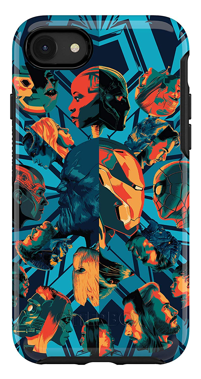 Otter Box marvel iphone case