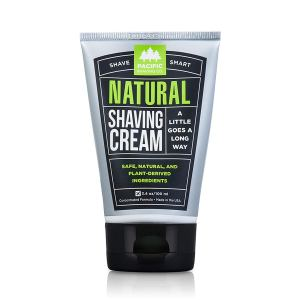 Pacific Shaving Company's Natural Shaving Cream
