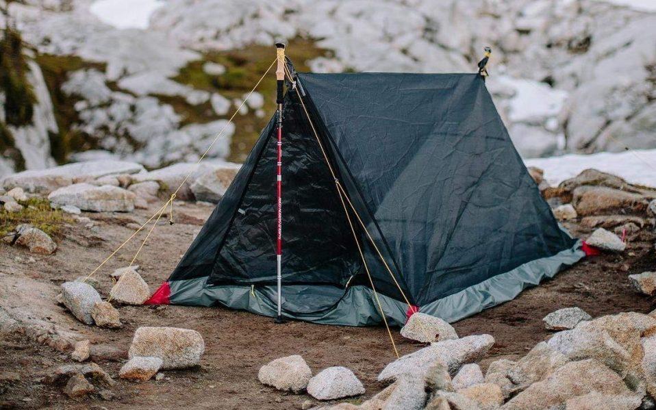 ultralight mesh tent camping