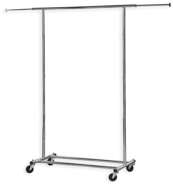 portable garment rack
