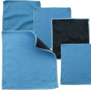 how to clean screen microfiber cloths