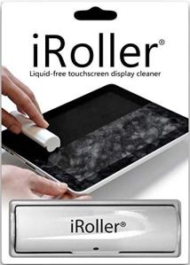 how to clean screen iroller