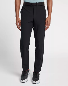 Black Golf Pants Nike
