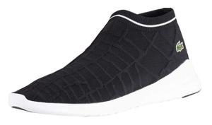 Black Sock Sneakers Lacoste
