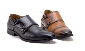 J'aime Aldo Double Monk Strap Shoe