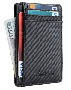 Carbon Wallet RFID