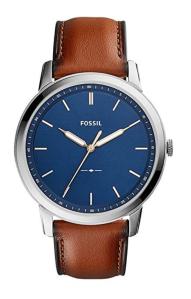 Minimalist Watch Men's Fossil