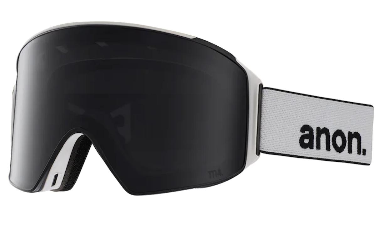 Anon M4 Ski Goggles black