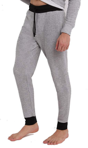Grey Lounge Pants Men's