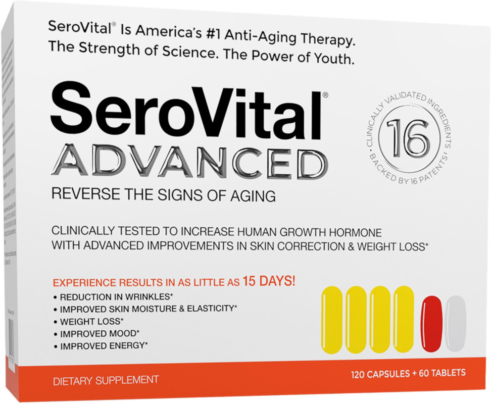 SeroVital Advanced Supplement