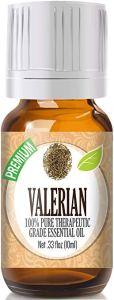 best essential oils sleep valerian