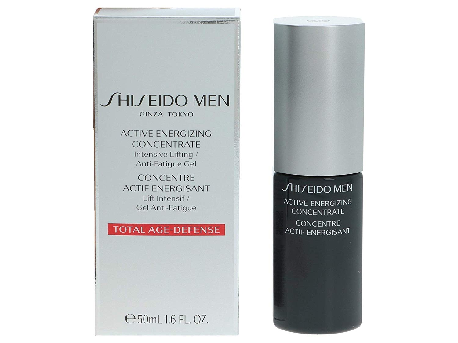 Shisheido Active Energizing Concentrate For Men