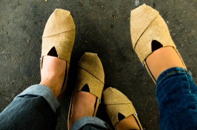 shoes you won't believe are TOMS