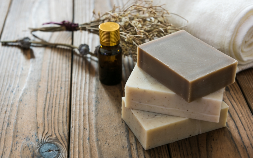 best soaps dry skin
