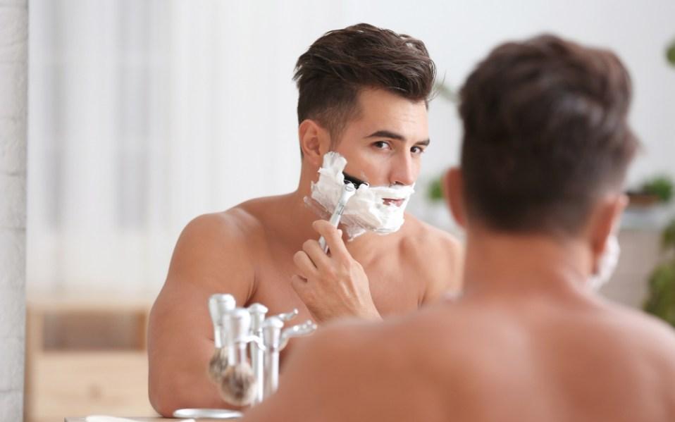 how to stop bleeding shaving