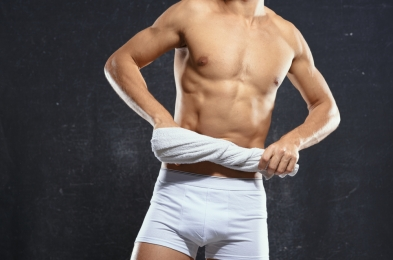mens body powder talc