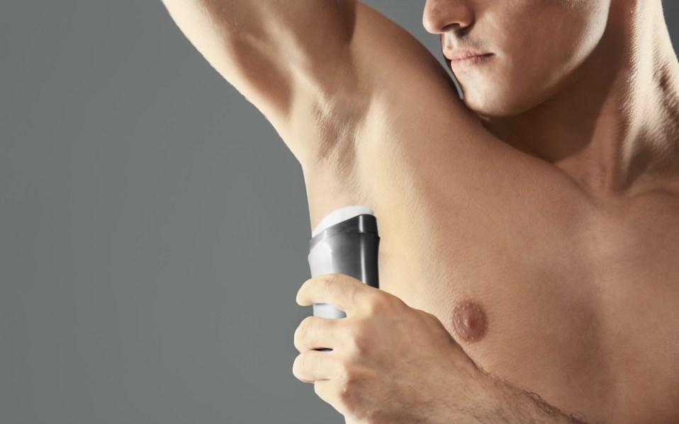 best men's deodorant smell fragrance
