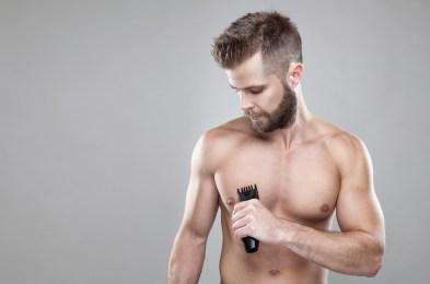 prevent bumps irritation chest products