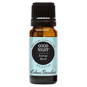 best essential oils sleep good night blend