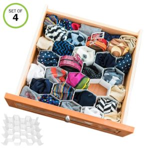 sock organizers drawer evelots