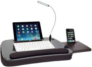 sofia + sam multitasking desk, best lap desk