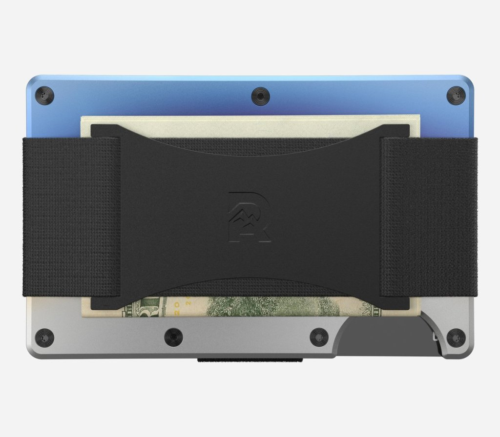 The Ridge Aluminum Wallet, best stocking stuffers of 2021