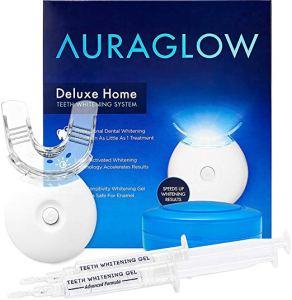 best LED teeth whiteners aura glow