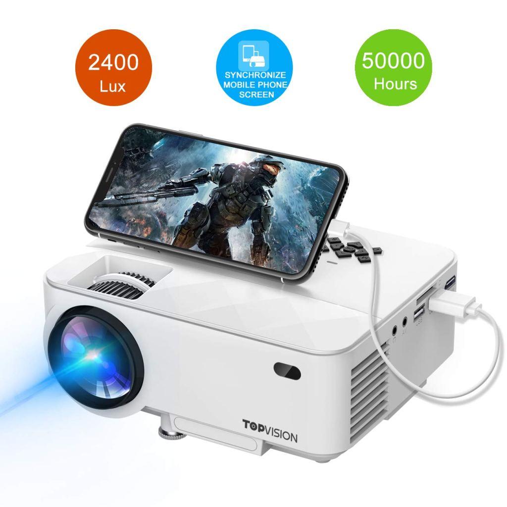 TOPVISION mini projector
