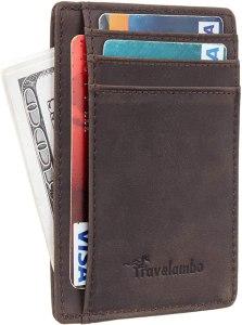 best slim wallets travelambo