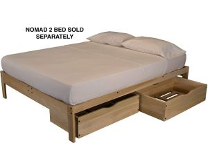 under bed storage kd frames wooden