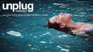 screen time unplug meditation app