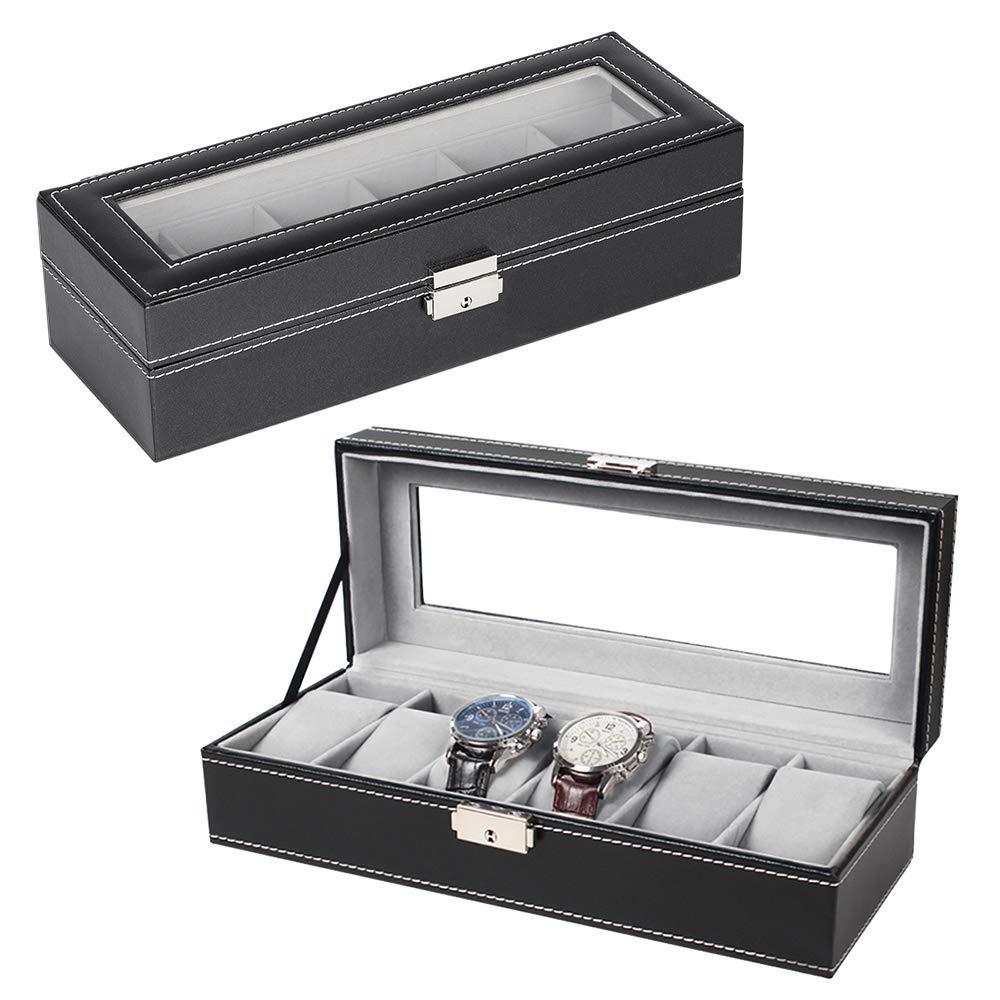 velvet watch case