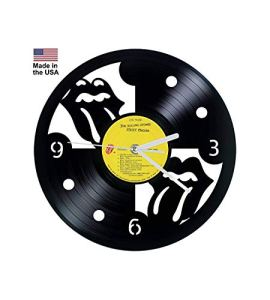 Vinyl-Clock-Rolling-Stones-