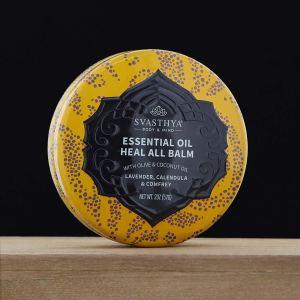 wound healing hacks essential oil balm