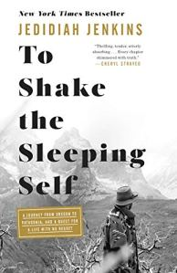 To Shake The Sleeping Self Book cover