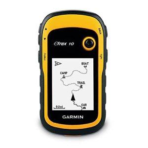 Handheld GPS Garmin eTrex10