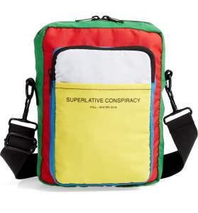 WESC Multicolored Crossbody Bag