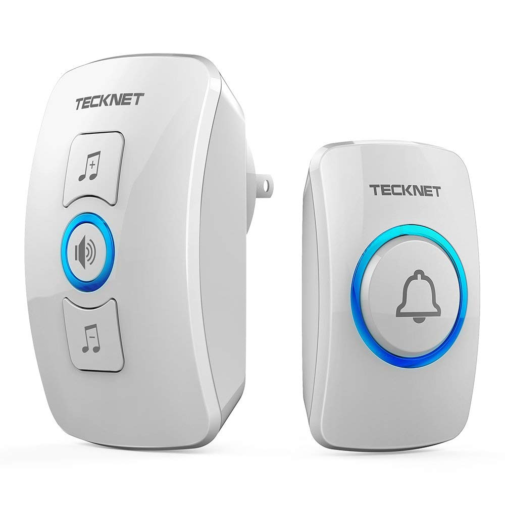 TeckNet Wireless Doorbell