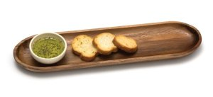 Wood Serving Board for Bread