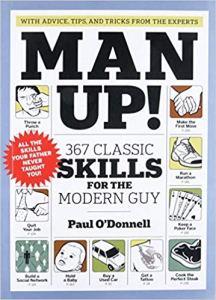 Man Up Book Guy Skills