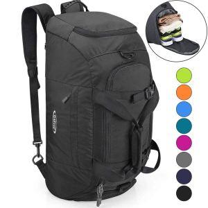 Backpack Duffel Gym Bag