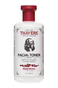 Rose Facial Toner Thayers
